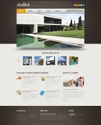 simple construction wix website template 46256