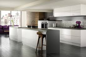 White Kitchen Cabinets With Grey Marble Countertops Kitchen Style Lower Kitchen Cabinets In Grey White Flat Cabinets
