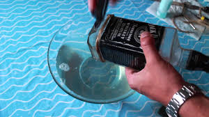 Blue Bottle Chandelier by How To Make A Whiskey Bottle Lamp Youtube