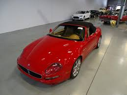 maserati 2004 maserati spyder 2004 images muscle car fan