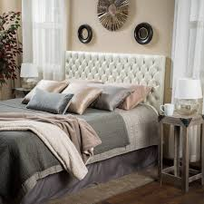 Diy Button Tufted Headboard Diy Tufted Headboard For Your Makeover Crystal Board Leather