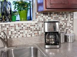 lowes backsplashes for kitchens kitchen surprising self stick kitchen backsplash peel and stick