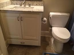 Guest Powder Room Precision Custom Cabinets Bathroom Master Guest Powder Room