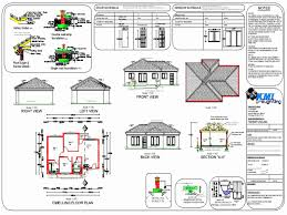 free cottage house plans 3 bedroom house plans pdf free south africa inspirational