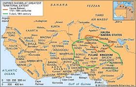 Location Of The Ottoman Empire by Fulani Empire Historical Empire Africa Britannica Com