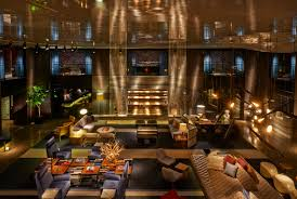 luxury design ideas from paramount hotel in new york