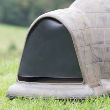 Are Igloo Dog Houses Warm Dog House Accessories On Hayneedle Dog House Heaters Coolers