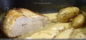 cuisine roti de porc en cocotte roti de porc à la moutarde au miel et à la bière en toute gourmandise