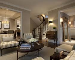 interior design of living room with stairs house decor picture