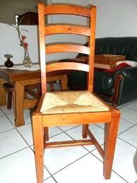 chaise en bois et paille peinture chaise bois en et paille chaises assises pour newsindo co