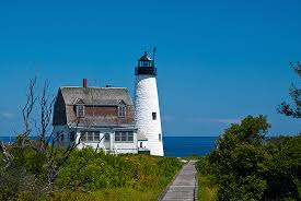 Wood Island Light Rescue Of The Lighthouse Keeper S New