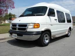 used dodge conversion vans buy used 2001 dodge regency ram conversion high top 1owner