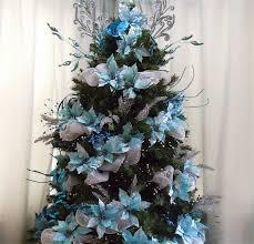 blue and silverhristmas tree phenomenal photo ideas