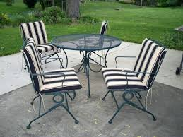 Black Metal Patio Chairs Fabric Paint For Cushions Magnificent Cushions For Patio Chairs