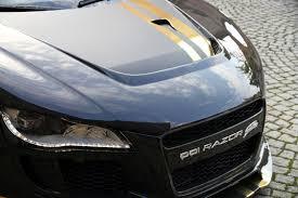 Audi R8 Modified - when audi r8 in ppi carbon fiber body kit jdm autopart sport car