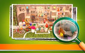 new game hidden objects garden flowers for nature lovers
