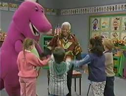 Luci Barney Wiki Fandom Powered by Shake Hands With Friends Barney Wiki Fandom Powered By Wikia