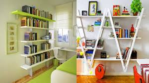 modern bookshelf design ideas for homes small space shelving