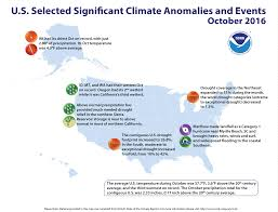 Map Of Southeastern States by National Climate Report October 2016 State Of The Climate