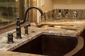 Rustic Kitchen Sink Water Tower Inspired Home Kitchen Sink Closeup Rustic Kitchen