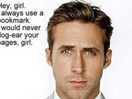 Ryan Gosling Acts Out Hey Girl Meme - ryan gosling on hey girl meme gulfnews com