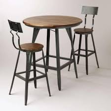Bar Table And Chairs Shelby Knox