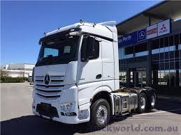 mercedes prime mover 2017 mercedes other prime mover truck for sale daimler trucks