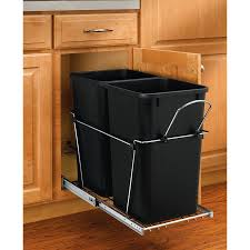 kitchen cabinet recycle bins rev a shelf rv 15pbc 5 19 1 4