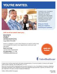 united healthcare producer help desk medicare information brochures united healthcare brochure 18 best