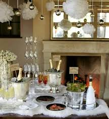 New Year S Eve Dinner Decoration by 40 New Year U0027s Eve Decorations U2013 Easy And Fast Table Decoration