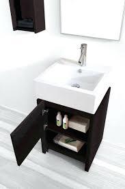Bathroom Vanity Sink Combo 20 Vanity Sink Inch Single Sink Square Console Bathroom Vanity