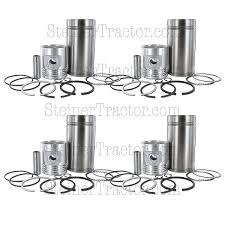 sleeve and piston kit with 3 5 16