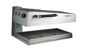 salamandre cuisine gril électrique encastrable professionnel salamandre