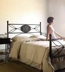 fer forgé chambre coucher tête de lit fer forgé acier rodrag 5871