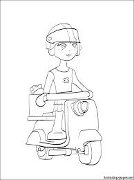 lego friends mia coloring coloring pages