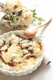 cuisine doria food chedder cheese on rice doria stock photo picture and