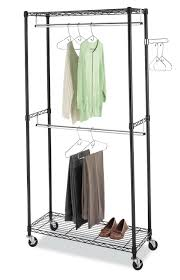 closet hanging rod height home design ideas