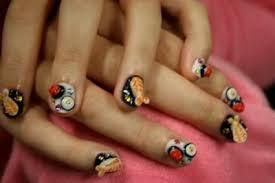 thanksgiving nail designs nailspedia