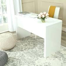bureau ordinateur blanc laqué table bureau blanc micke bureau table bureau blanc laque zenty co