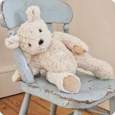 Bear On The Chair Best 25 White Teddy Bear Ideas On Pinterest Fabric Toys Diy