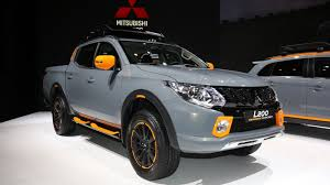 triton mitsubishi 2016 2016 mitsubishi l200 geoseek concept review top speed