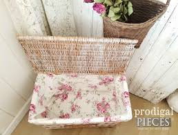diy rolling laundry cart step by step tutorial prodigal pieces