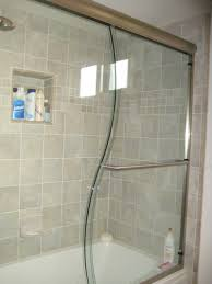 frameless shower tub enclosures ultra glass clear glass