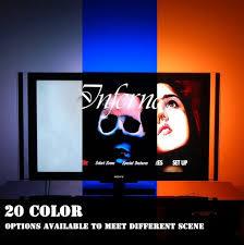 amazon com tv led bias lighting usb backlight for 65 to 75 inch