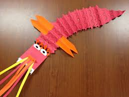 paper dragons gung hey choy new year dragons teachkidsart