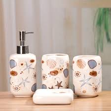ceramic bathroom accessories set elegant bathroom sets bathroom