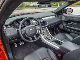 Evoque Interior Photos 2017 Range Rover Evoque New Economy Or Old Luxury