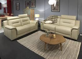monsieur meuble canapé salons cuir et tissu monsieur meuble béziers