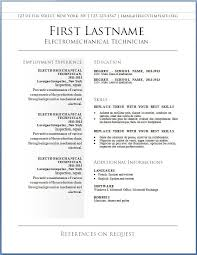 The Best Resume Template Microsoft Office Resume Templates Sample Microsoft Office Resume