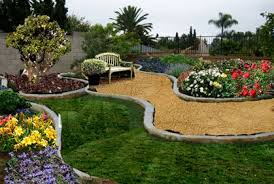Inexpensive Backyard Landscaping Ideas Backyard Landscaping Design Ideas On A Budget U2013 Qq Home
